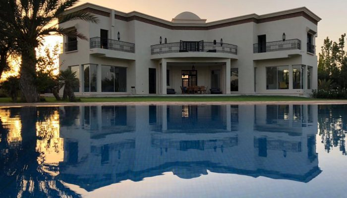 Image Location Villa Marrakech Halal SUN Prestations